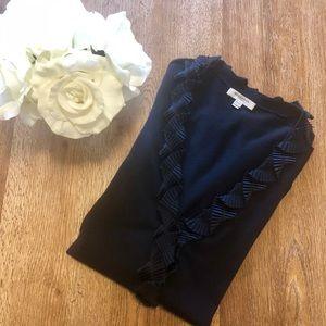 Burberry silk/cashmere cardigan